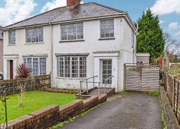 3 bed semi-detached house for sale in Pinewood Terrace, Baglan, Port Talbot, Neath Port Talbot. SA12