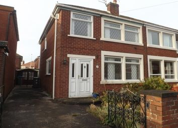 Thumbnail 3 bed semi-detached house to rent in Houseman Place, Blackpool
