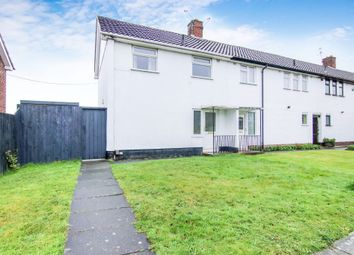 Thumbnail 2 bed end terrace house for sale in Church Lane, Upton, Wirral