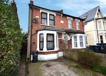 Thumbnail 3 bed semi-detached house for sale in Moffat Road, Thornton Heath