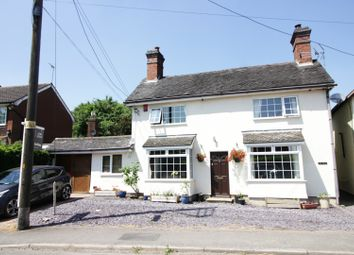 Thumbnail 3 bed detached house for sale in Newport Road, Woodseaves, Staffordshire
