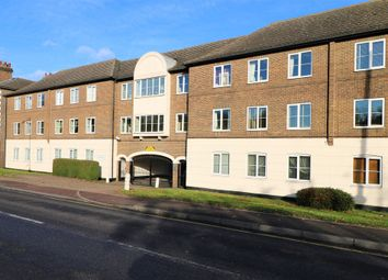 Thumbnail 2 bed flat for sale in Station Road, Broxbourne