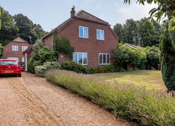Thumbnail 5 bed detached house for sale in Hunstanton Road, Dersingham, King's Lynn, Norfolk