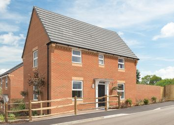 "Thumbnail 3 bed end terrace house for sale in ""Hatton"" at St. Georges Way, Newport"