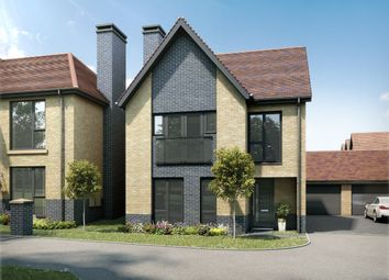 Thumbnail 4 bed detached house for sale in Loxley Road, Stratford-Upon-Avon, Warwickshire