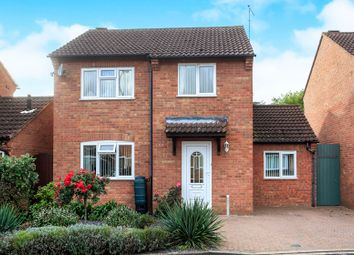 Thumbnail 3 bedroom detached house for sale in Livermore Green, Werrington, Peterborough