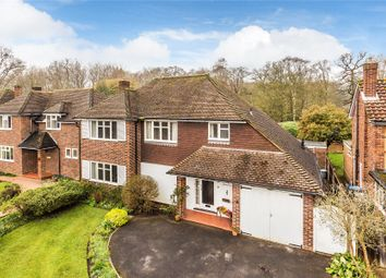 Thumbnail 4 bedroom detached house for sale in Chertsey, Surrey