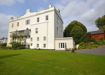 Thumbnail 2 bed flat for sale in The Retreat Drive, Topsham, Exeter
