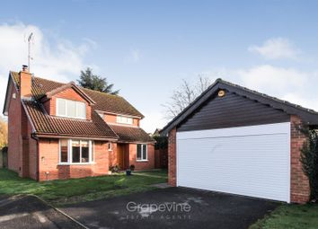 4 bed detached house for sale in Thornbers Way, Charvil, Reading RG10
