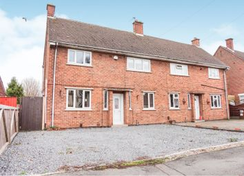 Thumbnail 3 bed semi-detached house for sale in Boundary Road, Mountsorrel