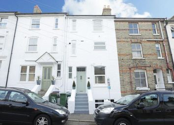 Thumbnail 4 bed terraced house for sale in East Cliff, Folkestone