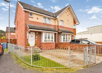 Thumbnail 2 bed semi-detached house for sale in Muirshiel Crescent, Glasgow
