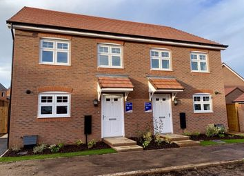 Thumbnail 3 bed semi-detached house for sale in Barn Croft, Malpas