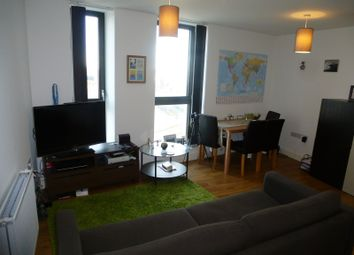 Thumbnail 1 bed flat to rent in Connaught Heights, 2 Agnes George Walk, London