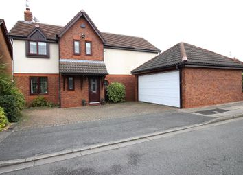 Thumbnail 4 bed detached house for sale in Appleby Green, Liverpool, Merseyside