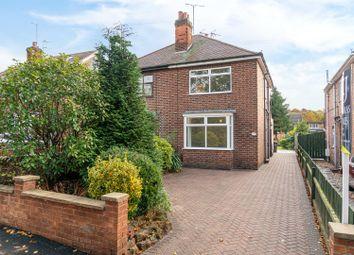 Thumbnail 2 bed semi-detached house for sale in Mansfield Lane, Calverton, Nottingham