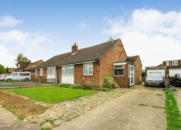 Thumbnail 3 bed bungalow for sale in Jillifer Road, Luton