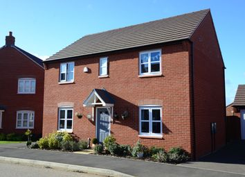 Thumbnail 4 bed detached house for sale in Loughborough Road, Thingstone, Leicestershire