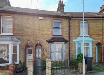 Thumbnail 3 bed terraced house for sale in Kent Street, Whitstable