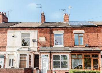 Thumbnail 2 bed terraced house for sale in Knighton Fields Road West, Leicester, Leicester
