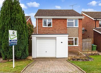 Thumbnail 3 bedroom detached house for sale in Hazelwood Road, Partridge Green, Horsham
