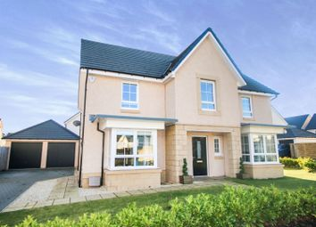 Thumbnail 4 bed detached house for sale in Portmore Drive, Edinburgh