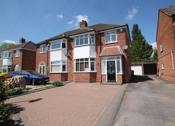 Thumbnail 3 bed semi-detached house for sale in Springfield Crescent, Sutton Coldfield