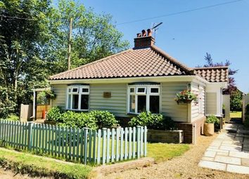Thumbnail 1 bed bungalow for sale in Buxton, Norwich, Norfolk