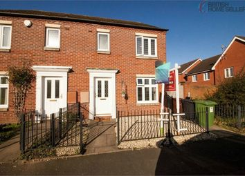 Thumbnail 3 bed semi-detached house for sale in Rosneath Close, Wolverhampton, West Midlands