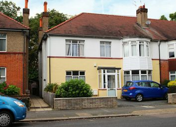 Thumbnail 3 bed flat to rent in Ridgeway Mansions, Drapers Road, Enfield, Middlesex