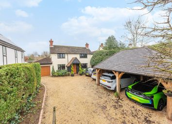 Thumbnail 4 bed detached house for sale in London Road, Burpham, Guildford