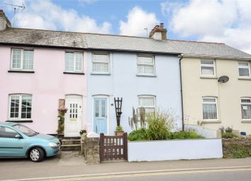 Thumbnail 3 bed terraced house for sale in Hillhead, Stratton, Bude