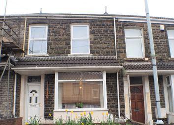 Thumbnail 2 bedroom terraced house to rent in Maesteg Street, St Thomas, Swansea