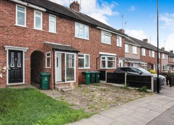 Thumbnail 3 bedroom terraced house for sale in Treherne Road, Radford, Coventry, West Midlands