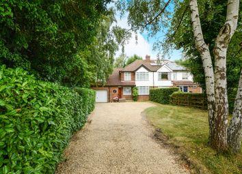 Thumbnail 4 bedroom semi-detached house for sale in Bucknalls Lane, Watford