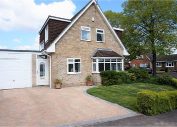 Thumbnail 4 bed detached house for sale in Oakgrove Gardens, Bishopstoke