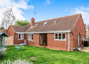 Thumbnail 4 bed property for sale in Station Street, Rippingale, Bourne
