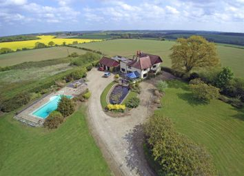 Thumbnail 5 bedroom detached house for sale in Battisford, Stowmarket