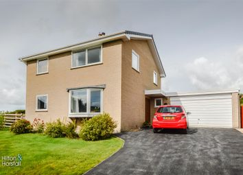 Thumbnail 4 bed detached house for sale in Gorrell Close, Newchurch-In-Pendle, Burnley