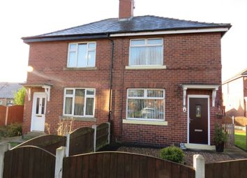 Thumbnail 2 bed semi-detached house for sale in Frances Road, Earlsheaton, Dewsbury