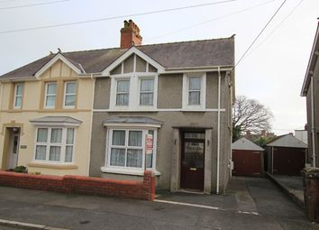Thumbnail 3 bed semi-detached house for sale in The Grove, Carmarthen, Carmarthenshire