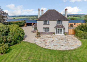 Thumbnail 4 bed detached house for sale in Chulmleigh