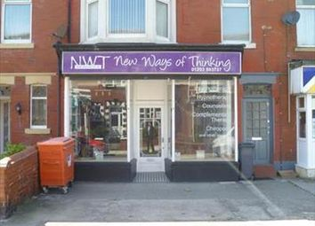 Thumbnail Retail premises for sale in 52 Holmfield Road, Blackpool, Lancashire