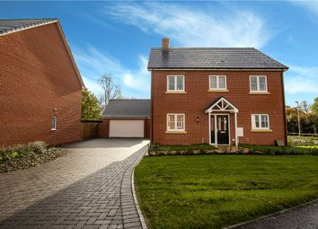 Thumbnail 4 bed detached house for sale in Lovell Road, Oakley, Oakley