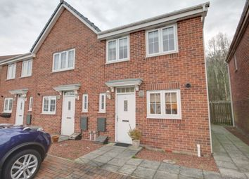 Thumbnail 2 bedroom terraced house to rent in Arkless Grove, The Grove, Consett