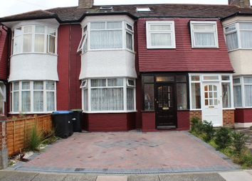 Thumbnail 4 bed terraced house for sale in Kendal Avenue, London