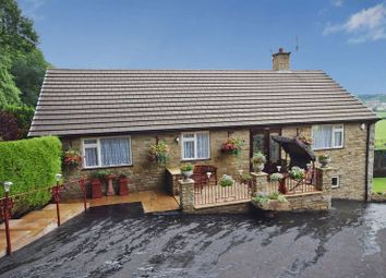 Thumbnail 3 bed detached bungalow for sale in Abbey Green Road, Leek