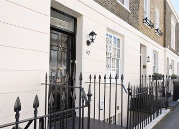 Thumbnail 4 bedroom terraced house to rent in Chester Row, Chelsea, London