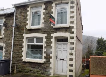 Thumbnail 2 bedroom terraced house to rent in Rhiw Parc Road, Abertillery