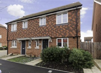 Thumbnail 3 bed semi-detached house for sale in Chancel Drive, Wainscott, Kent